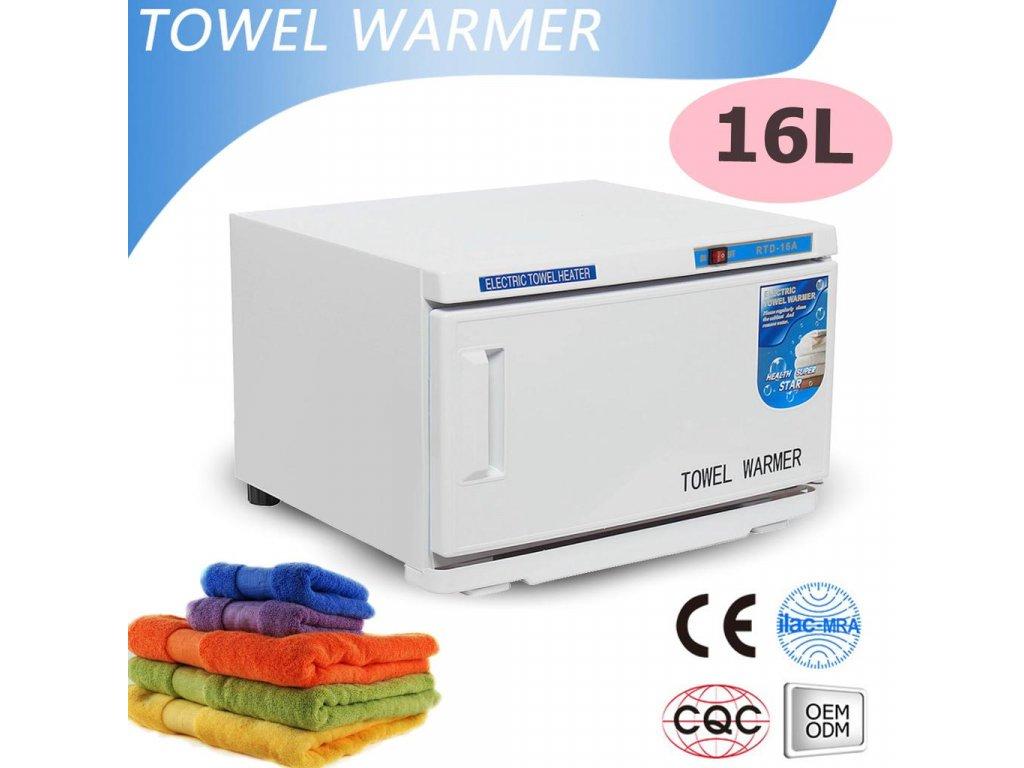cbdkonopi sterilizátor ohřev ručníků