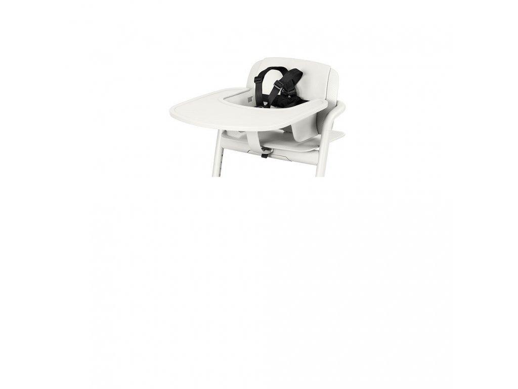 Cybex Lemo Snack Tray - Porcelaine White 2021