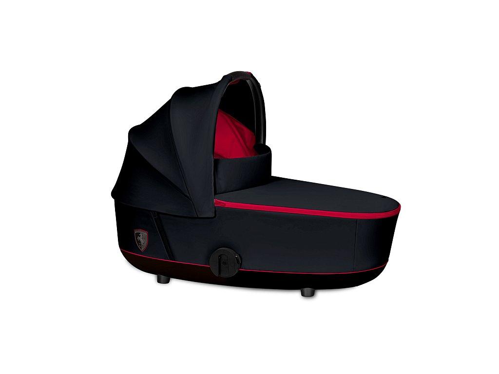 Cybex Mios Lux Carry Cot FERRARI 2021 - Victory Black