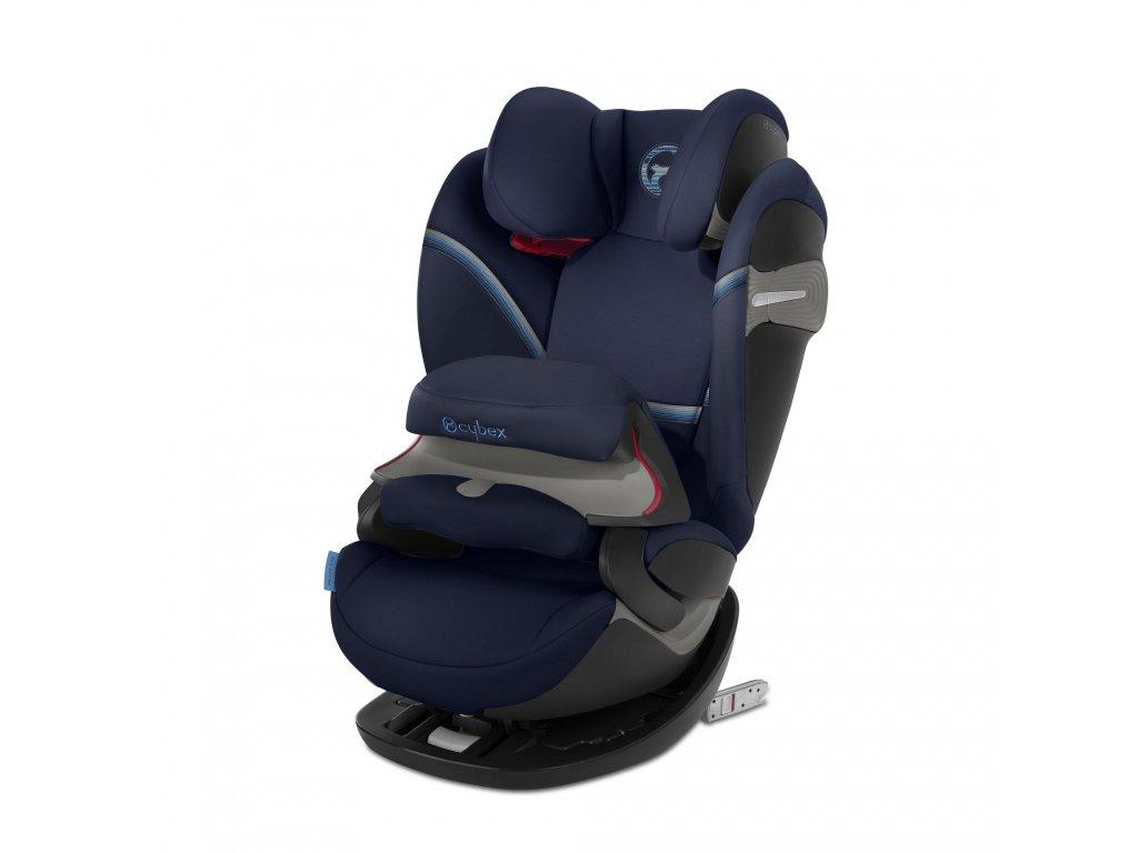 Cybex Pallas S-fix 2020 - Navy Blue