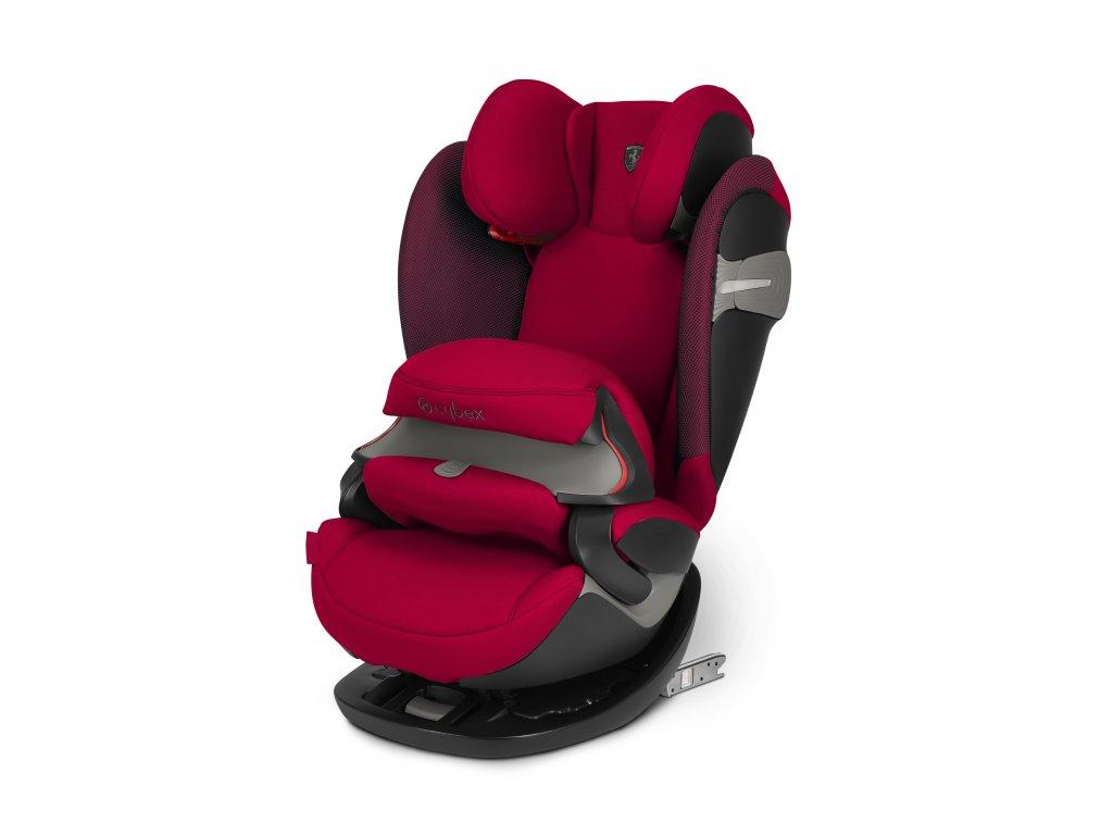 Cybex Pallas S-fix FERRARI 2021 - Racing Red