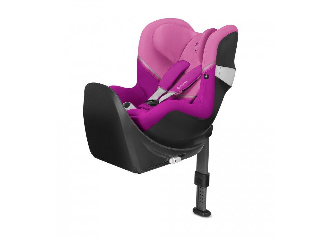 Cybex Sirona M2 i-Size+Base M 2021 - Magnolia Pink