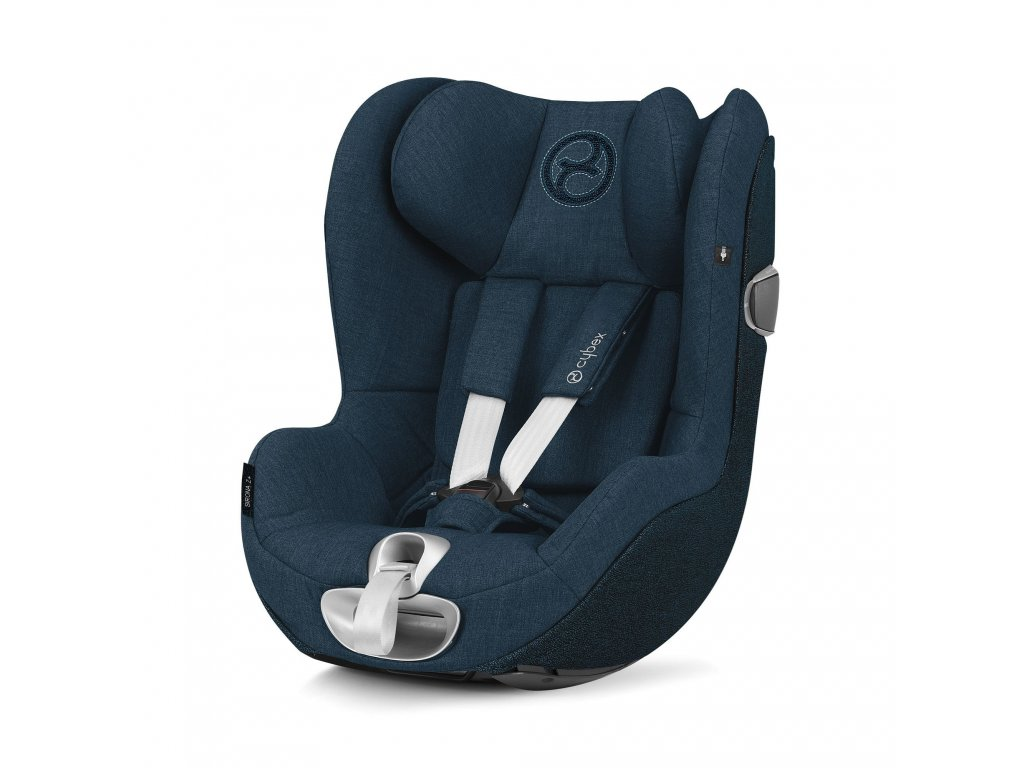 Cybex Sirona Z i-Size PLUS 2021 - Mountain Blue