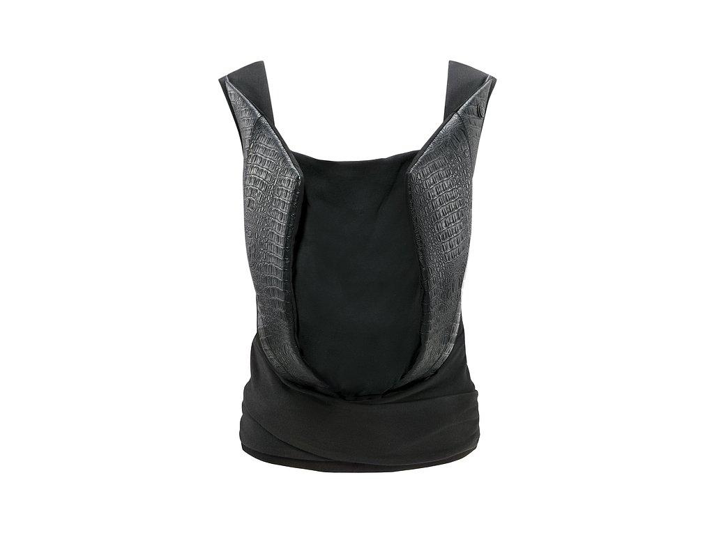 Cybex Yema Tie Leather Stardust Black 2021