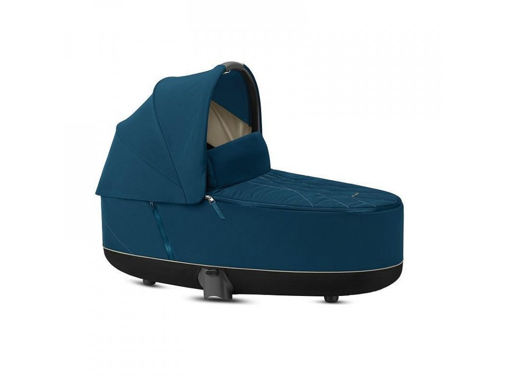 CYBEX PRIAM LUX CARRY COT 2021 - Mountain Blue