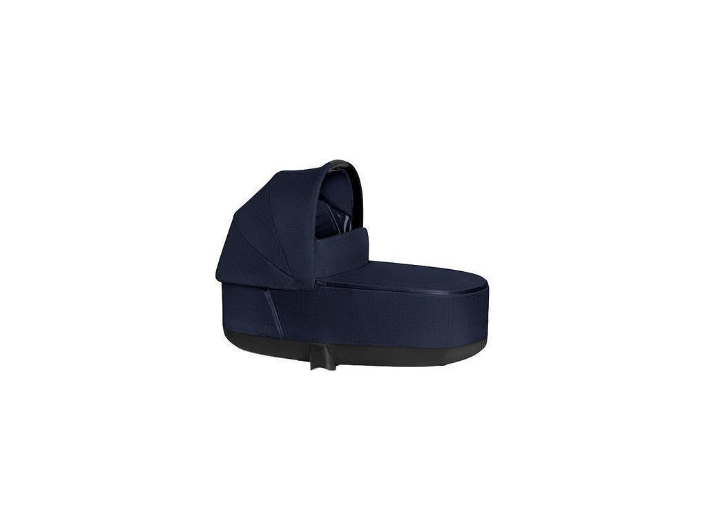 CYBEX PRIAM LUX CARRY COT PLUS 2021 - Midnight Blue