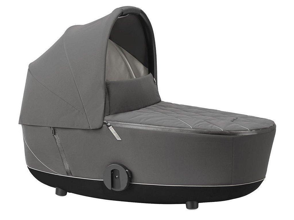 CYBEX MIOS LUX CARRY COT 2021 - Soho Grey