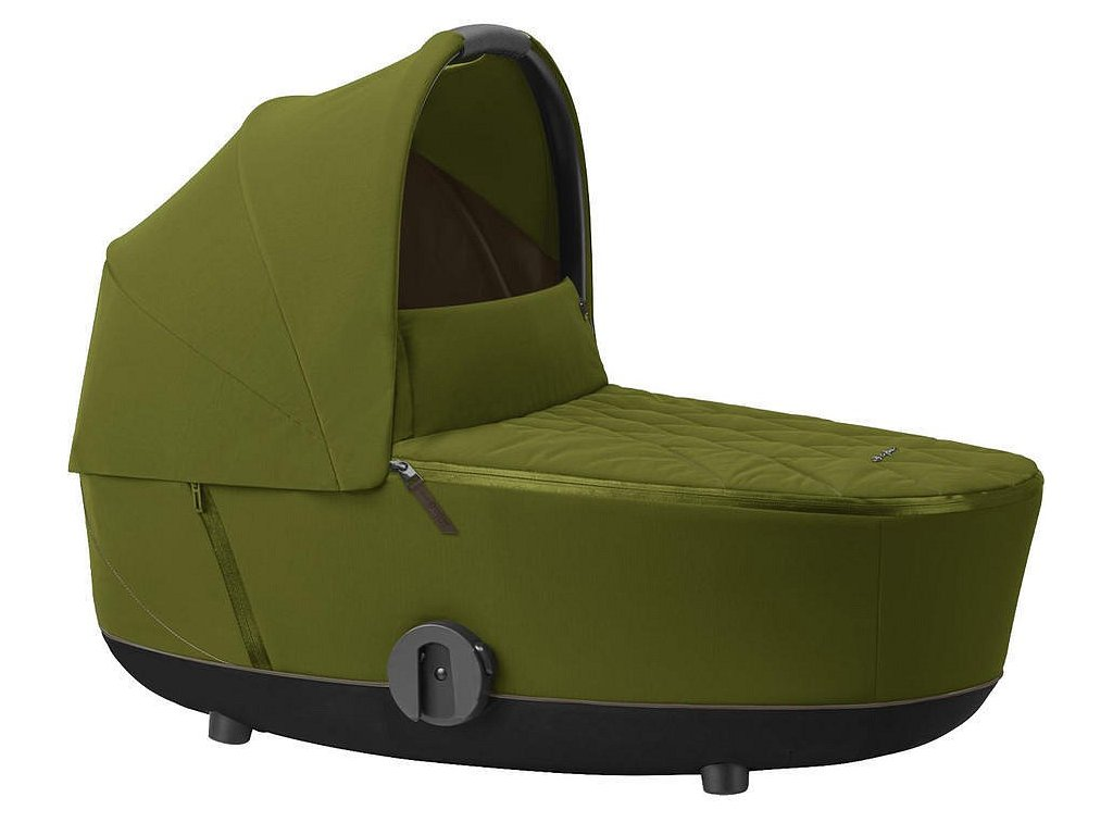 CYBEX MIOS LUX CARRY COT 2021 - Khaki Green