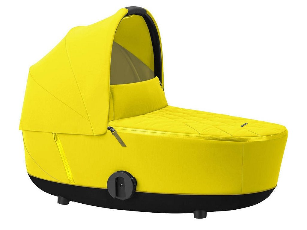 CYBEX MIOS LUX CARRY COT 2021 - Mustard Yellow