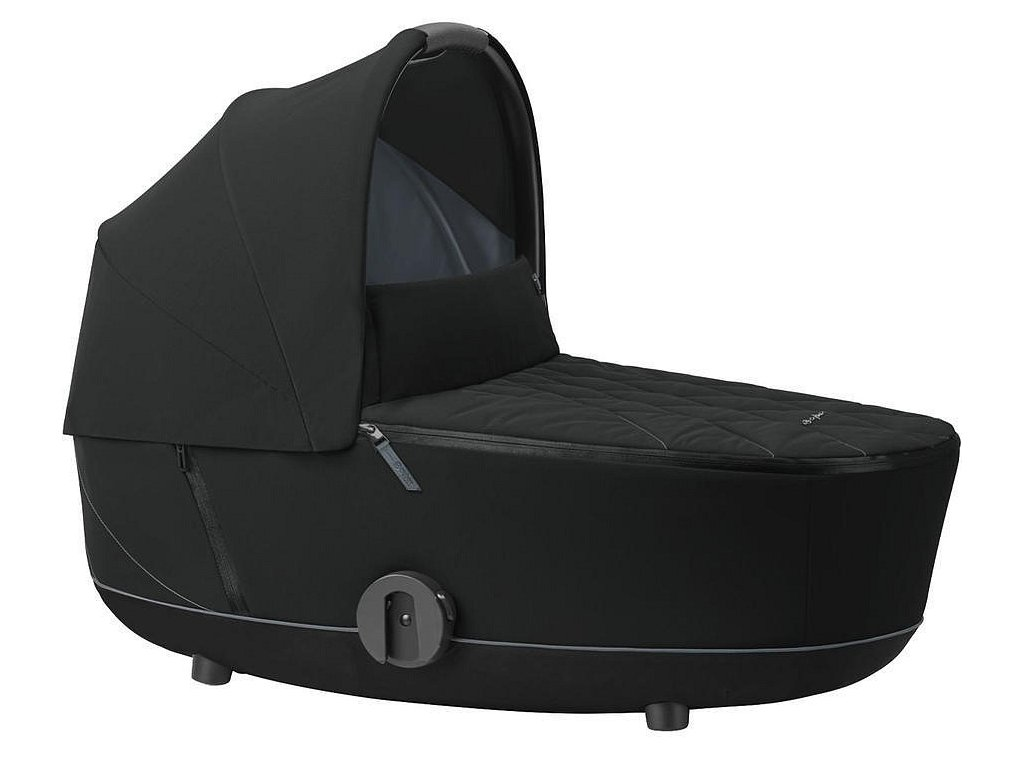 CYBEX MIOS LUX CARRY COT 2021 -  Deep Black
