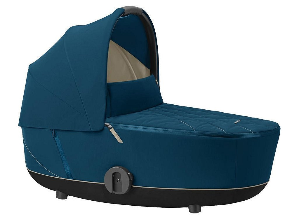 CYBEX MIOS LUX CARRY COT 2021 - Mountain BLue