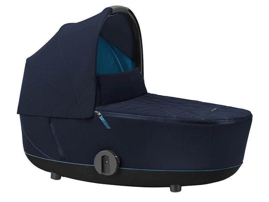 CYBEX MIOS LUX CARRY COT 2021 - Nautical Blue