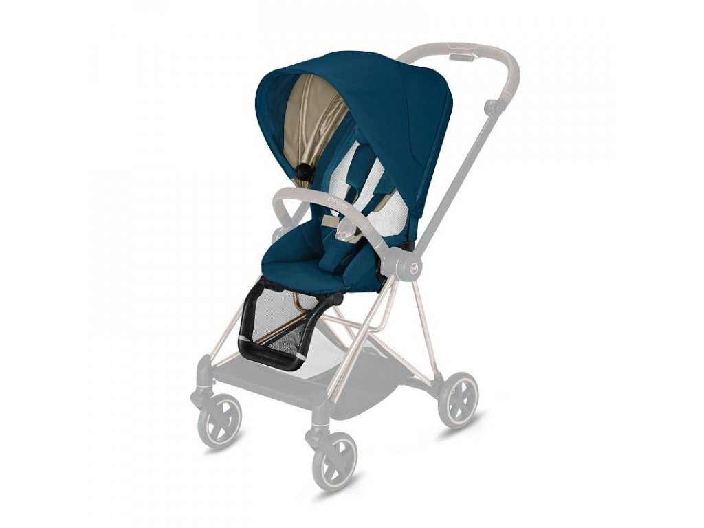 CYBEX MIOS SEAT PACK 2021 - Mountain Blue