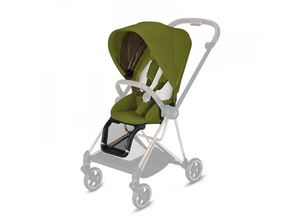 CYBEX MIOS SEAT PACK 2021 - Khaki Green