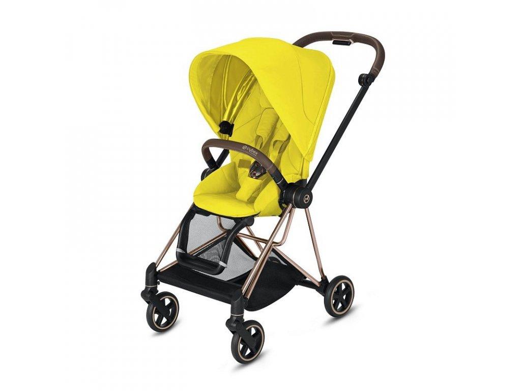 CYBEX MIOS SEAT PACK 2021 - Mustard Yellow