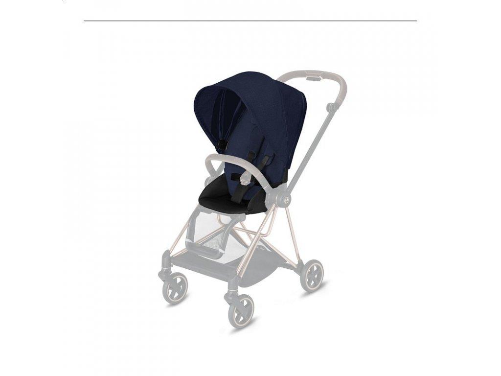 CYBEX MIOS SEAT PACK PLUS 2021 - Midnight Blue