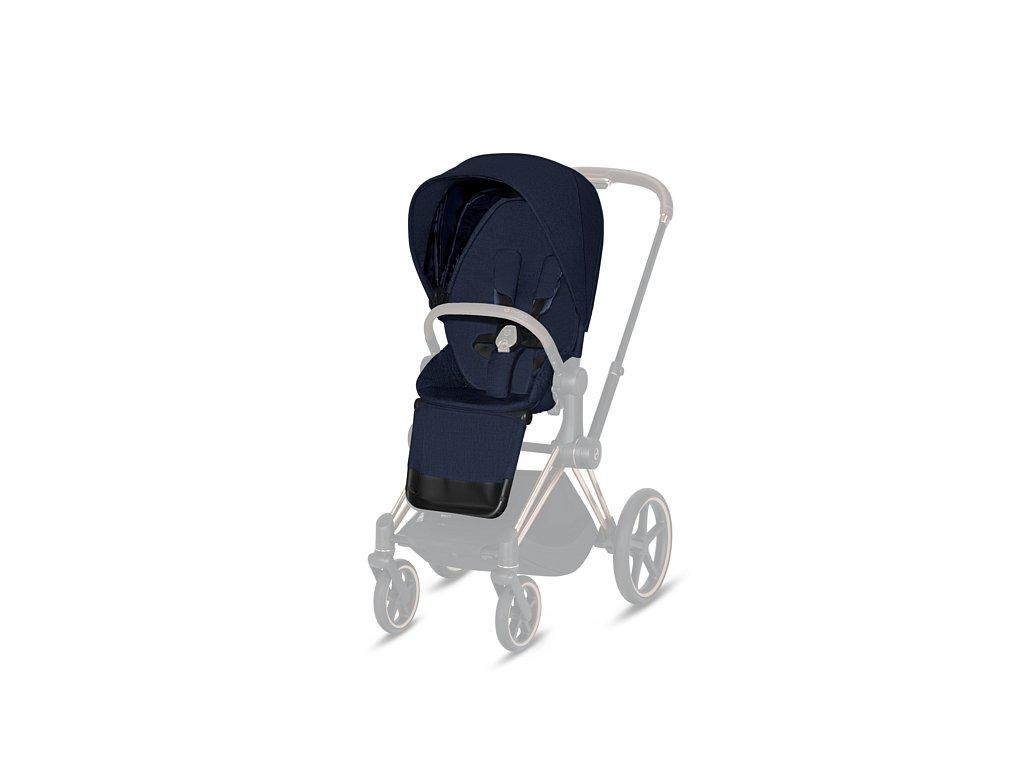 CYBEX PRIAM SEAT PACK PLUS 2021 - Midnight Blue