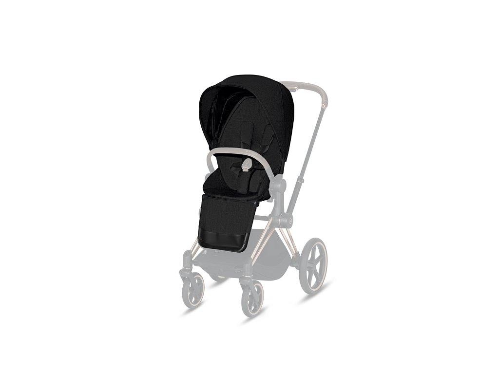 CYBEX PRIAM SEAT PACK PLUS 2021 - Stardust Black
