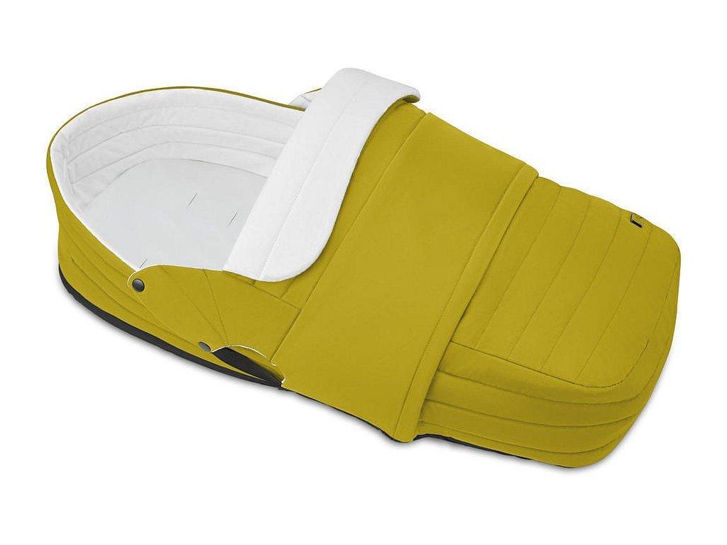 CYBEX PLATINUM LITE COT 2021 - Mustard Yellow