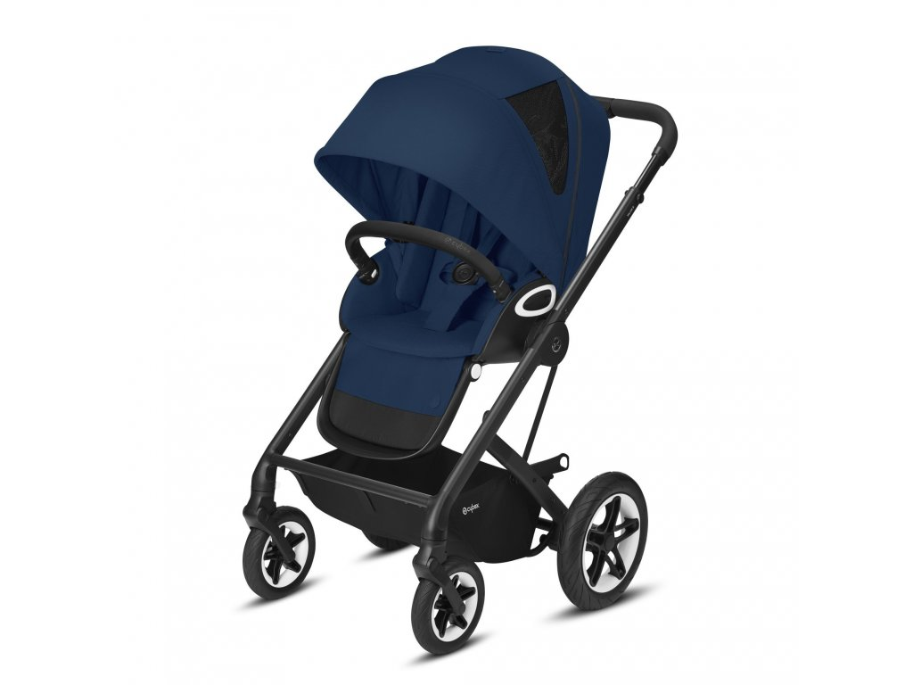 Cybex Talos S Lux BLACK 2021 - Navy Blue