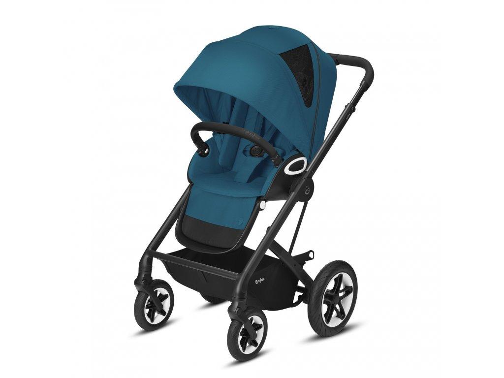 Cybex Talos S Lux BLACK 2021 - River Blue