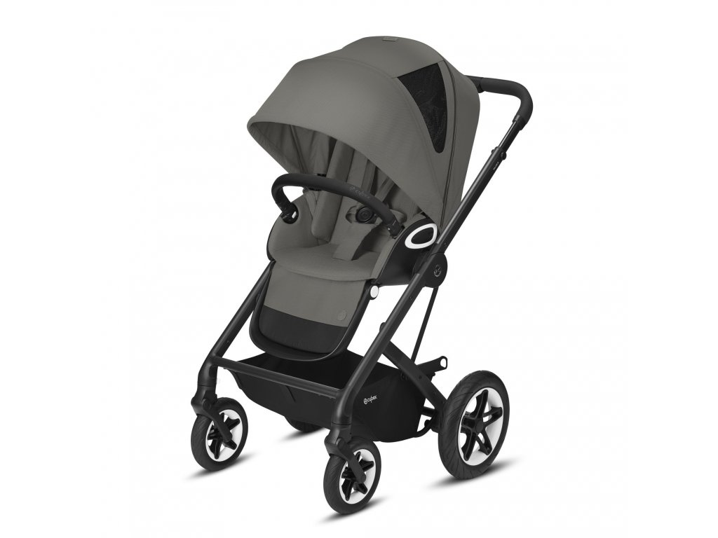 Cybex Talos S Lux BLACK 2021 - Soho Grey