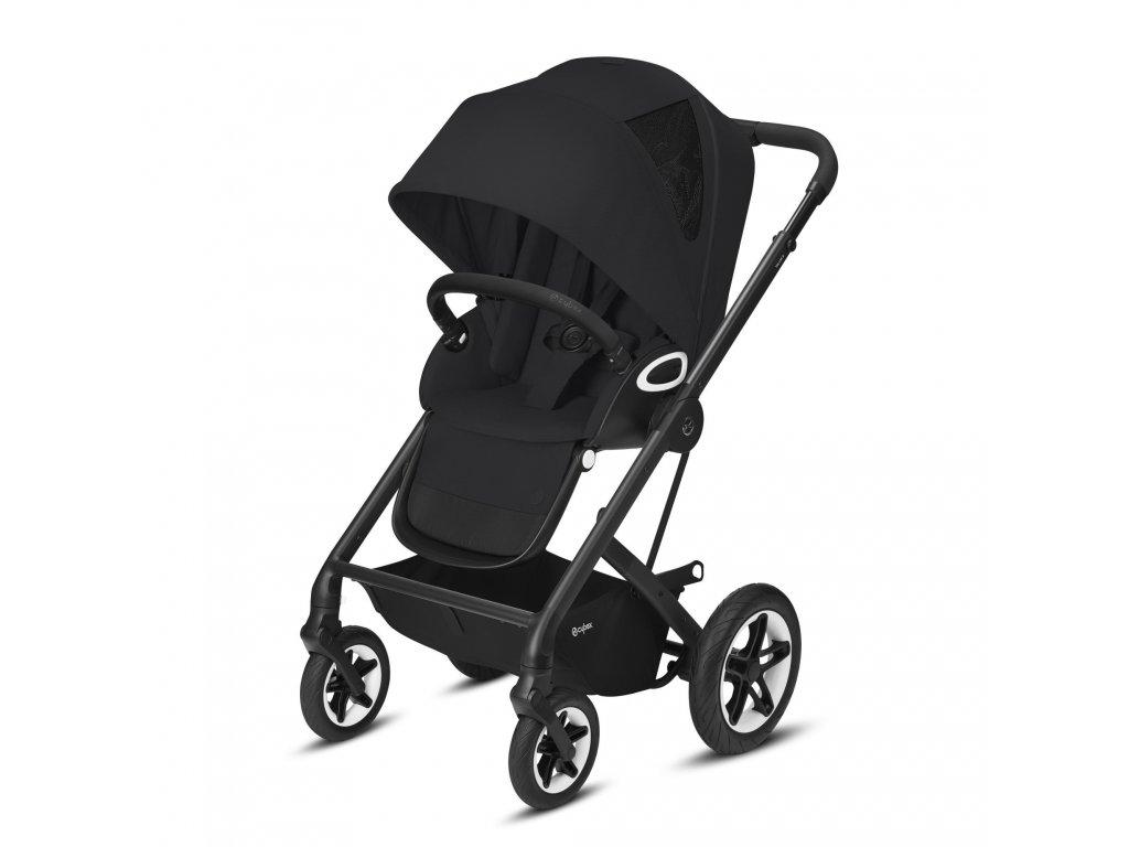 Cybex Talos S Lux BLACK 2021 - Deep Black