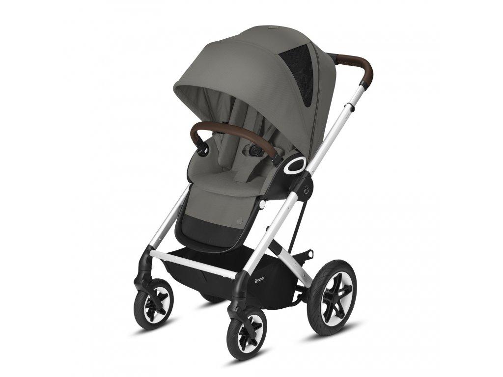 Cybex Talos S Lux SILVER 2021 - Soho Grey