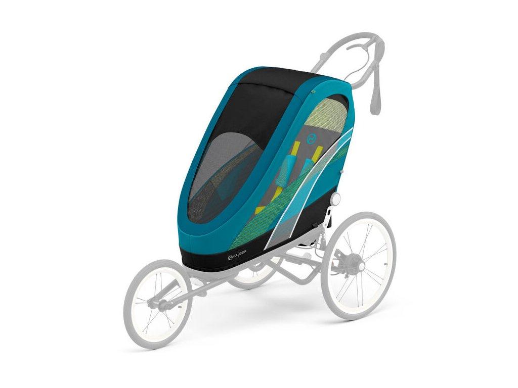 Cybex Zeno Seat Pack Malibu Blue