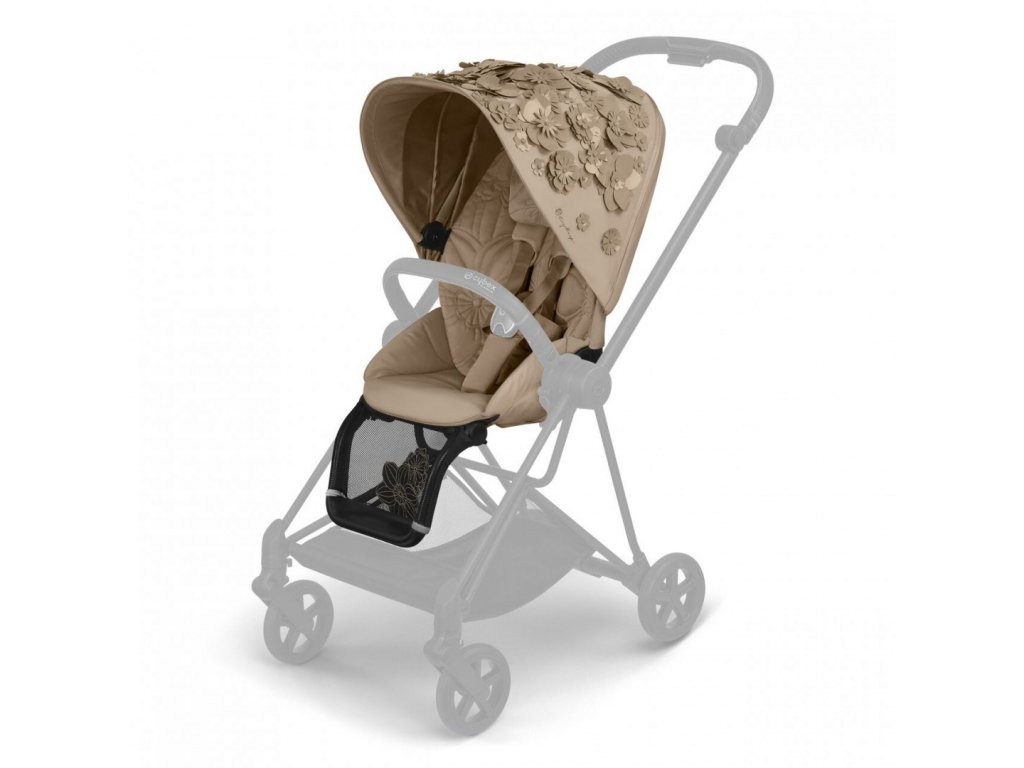 Cybex Mios Seat Pack Simply Flowers Nude Beige
