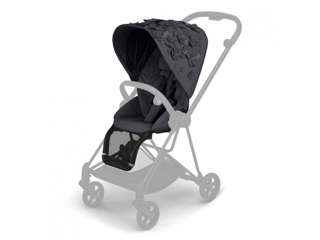 Cybex Mios Seat Pack Simply Flowers Dream Grey