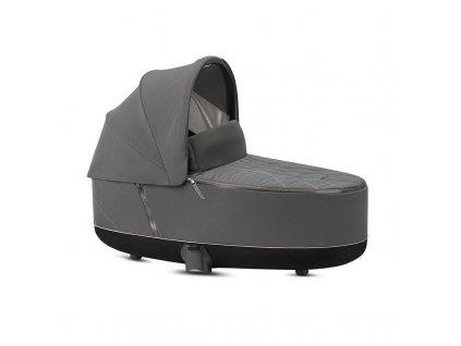 CYBEX PRIAM LUX CARRY COT 2021 - Soho Grey