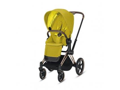 CYBEX PRIAM SEAT PACK 2021 - Mustard Yellow