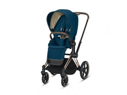 CYBEX PRIAM SEAT PACK 2021 - Mountain Blue