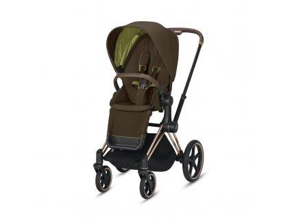 CYBEX PRIAM SEAT PACK 2021 - Khaki Green