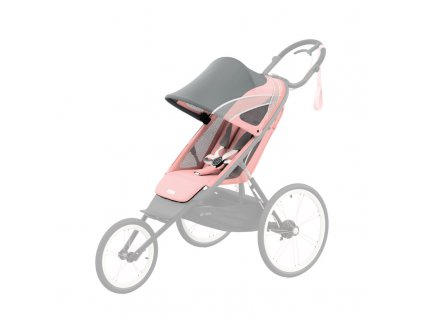 Cybex Avi Seat Pack Silver Pink