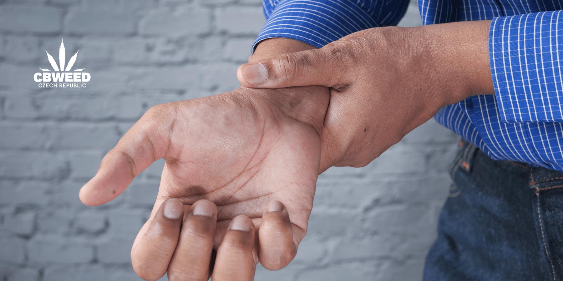 CBD a artritida: Jak pomáhá kanabidiol s revmatem a dalšími kloubními onemocněními?
