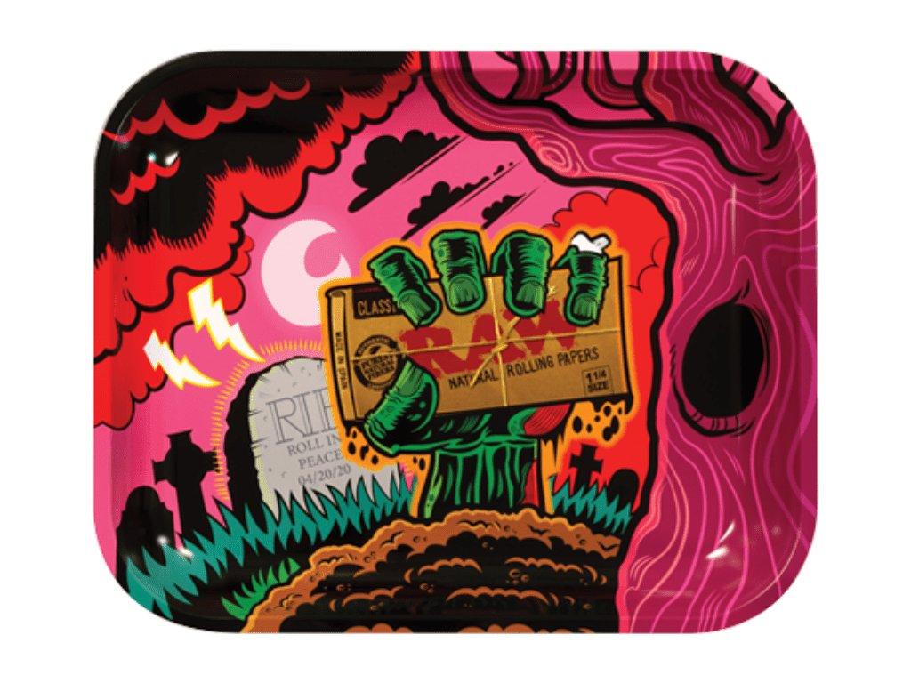 raw zombie balici podlozka