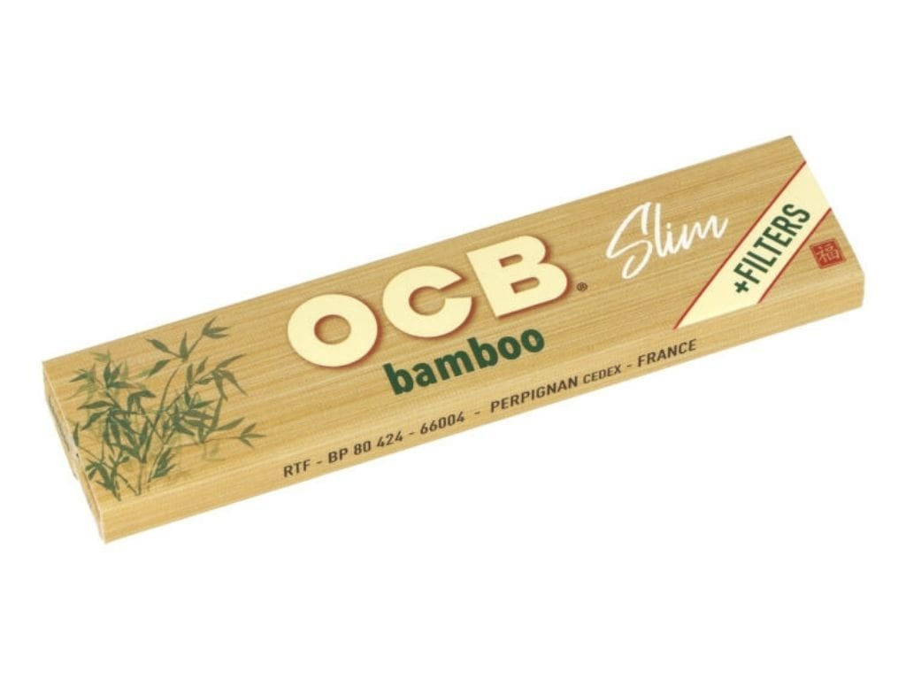 OCB Slim Bamboo + filters