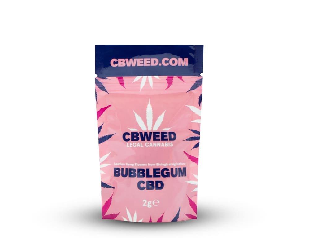 Bubblegum cbd cbweed 2g