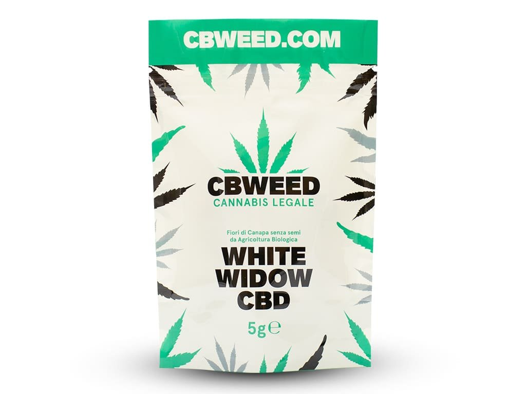 White widow cbd cbweed 5g