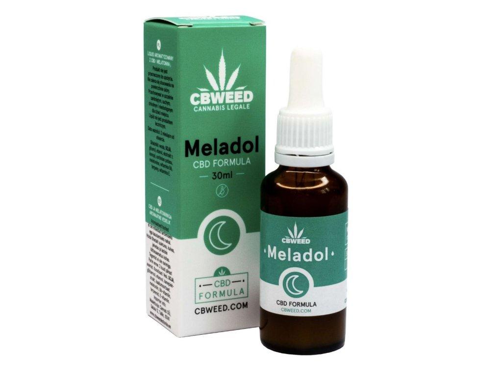 Cbweed cbd Meladol