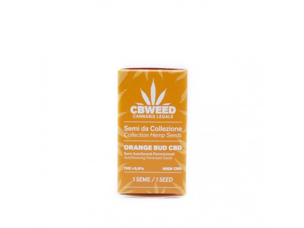 cbweed orange bud semena
