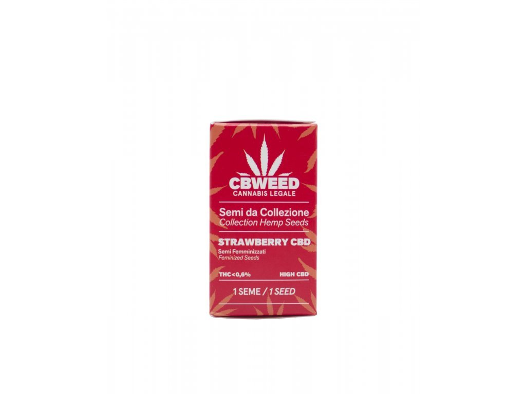 cbweeed strawberry semena
