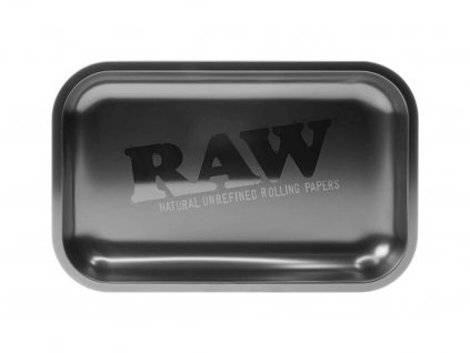 raw kovova balici podlozka cerna
