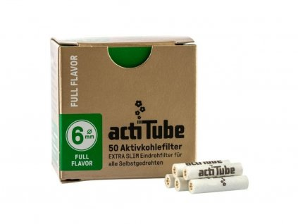 uhlikove filtry 6mm 50ks