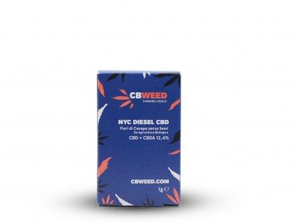 cbweed nyc diesel 1g