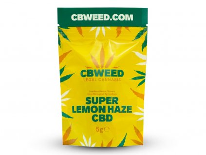 Super lemon haze cbd cbweed 5g