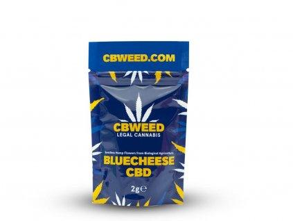 Bluecheese cbd cbweed 2g