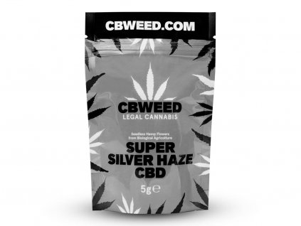 Super silver haze cbd cbweed 5g
